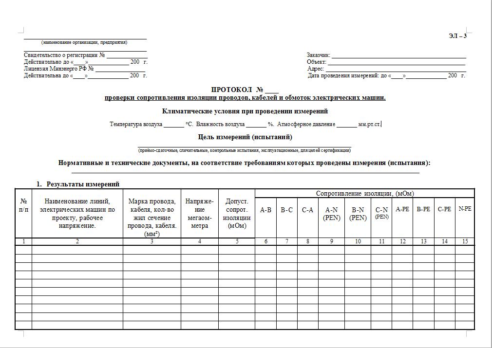 образец протокола заседания птк